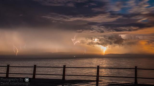 Storm Off The Kent Coast