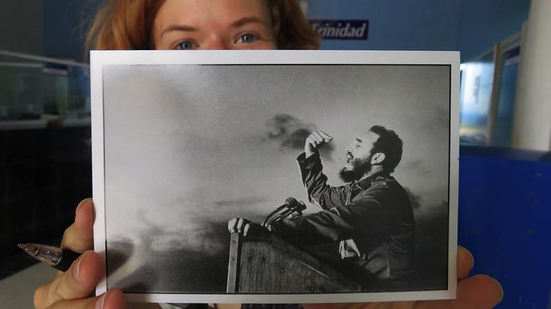 Viva Fidel !