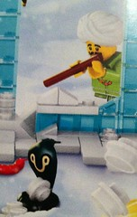 LEGO Snake Charmer Minifigure
