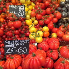 Tomatoes, Borough Market