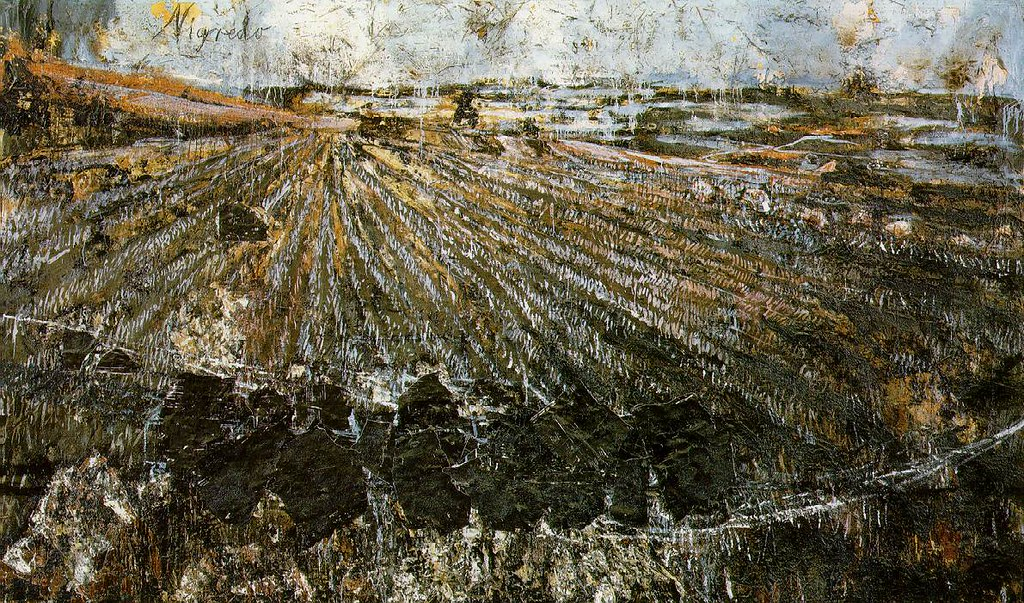 Anselm Kiefer: Poetry, alchemy and flame-throwers