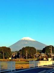 Mt.Fuji 富士山 11/13/2014