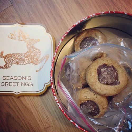 Chai Cookies #fbcookieswap