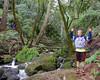 Jake at Cataract Falls