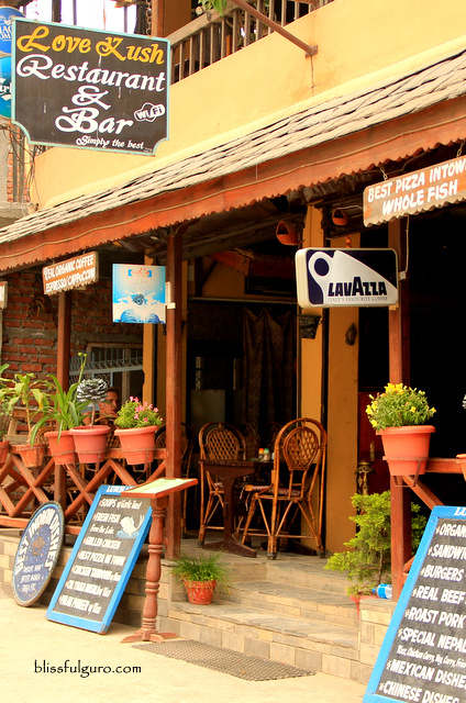 Pokhara Nepal Restaurant
