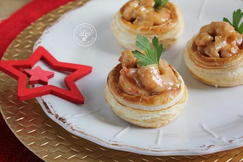 Volovanes de langostinos www.cocinandoentreolivos.com(24)