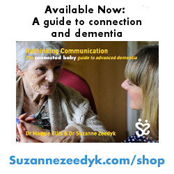 Available Now, a guide to connection and dementia