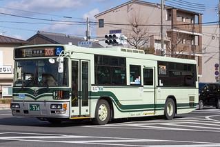 京都市バス 936