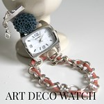 art deco watch tutorial
