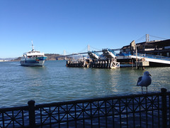 Ferry Boat San Francisco - Oct 2014 - 1