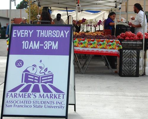 ASI Farmers' Market