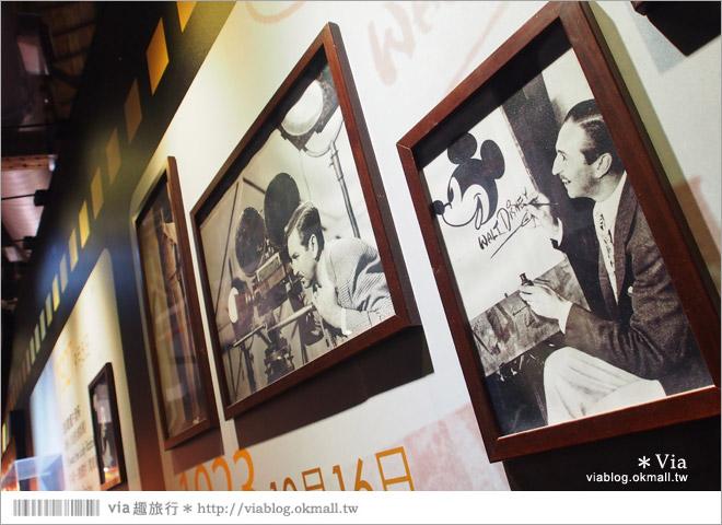 【迪士尼90週年特展】2014台北松山迪士尼特展~跟著迪士尼回顧走過90年的精彩畫面!10