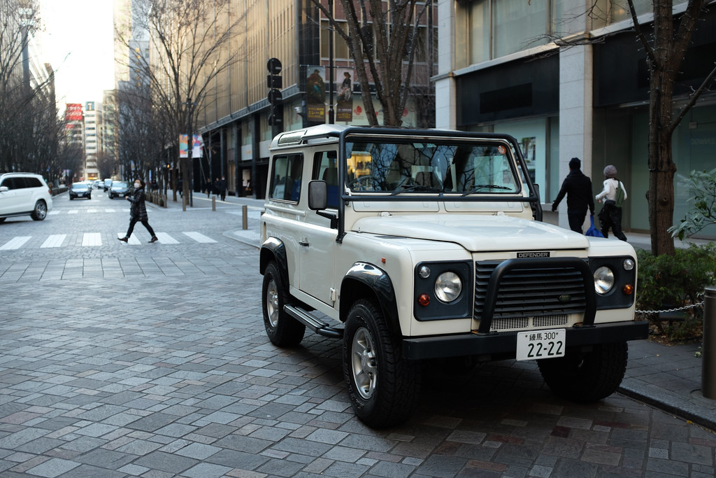 LAND ROVER DEFENDER 2015/01/02 X1003508