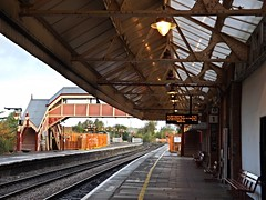 Stratford-upon-Avon Station