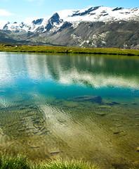 Zermatt, Stellisee