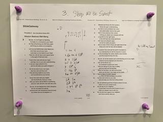 Proverbs 3: Sleep Will Be Sweet (part 1)