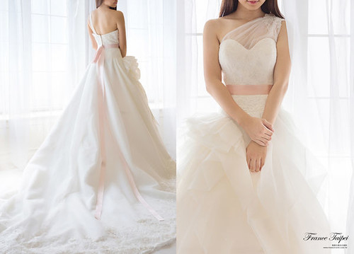 高雄婚紗推薦_高雄法國台北_新娘白紗款式 (6)
