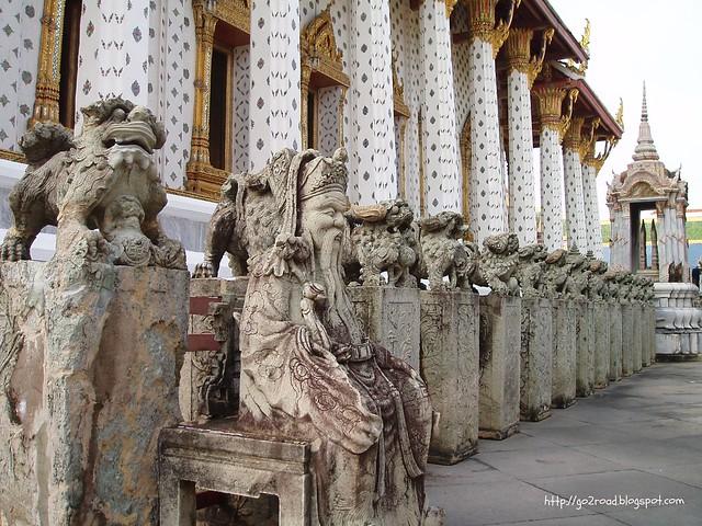 Скульптуры Ват Аруна