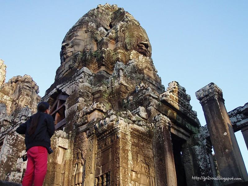 Камбоджа, храм Байон