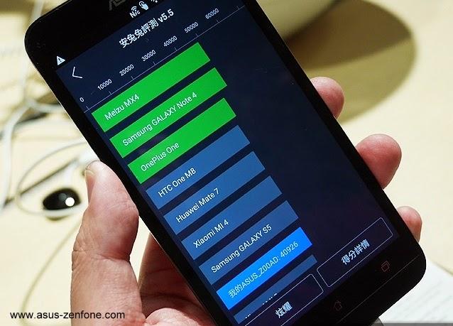 Asus Zenfone 2 mạnh mẽ trong thiết kế lẫn phần cứng - 59973