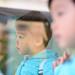 Mirror Mirror  ~   in Taiwan Taichung .  my son Rainy 23 month 阿鴻一歲11個月 in 台中文創園區(舊酒廠)  DSC_6506