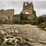 Dvigrad - ostaci crkve sv. Sofije