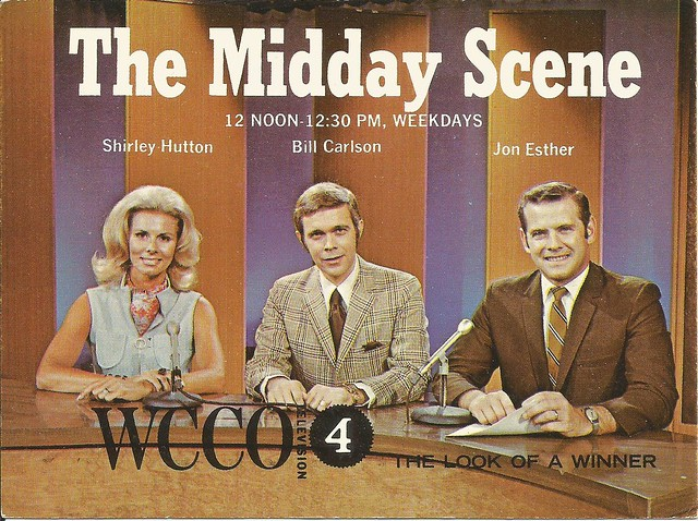 The Midday Scene, 1970