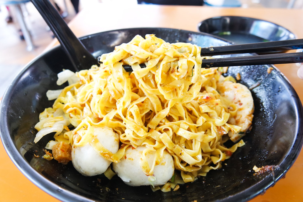 Fishball Story's Fish Ball Noodle