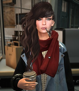 """""""Got My Coffee and Mah Nicotine and I'm Alright Now! """""""