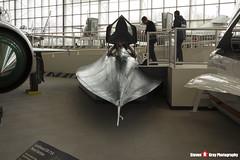 64-17977 - 2028 - Lockheed SR-71A Blackbird Cockpit - The Museum Of Flight - Seattle, Washington - 131021 - Steven Gray - IMG_3550