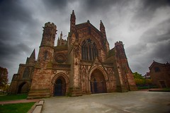 Hereford Cathedral (HDR)
