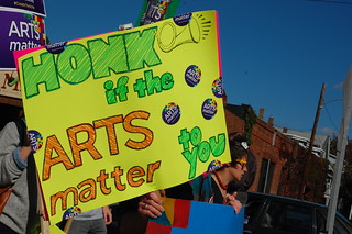 HONK! Parade, Cambridge