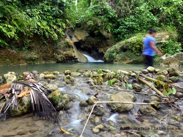 Dalipuga Falls in Iligan City, Philippines