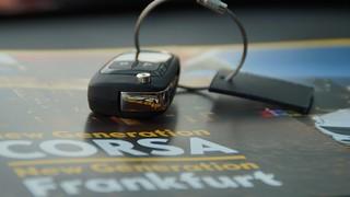 Opel Corsa Launch Frankfurt