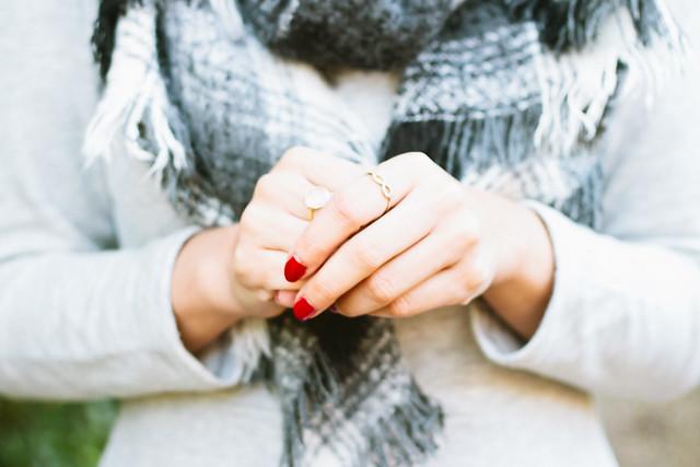 {winter cozy} via chevrons & éclairs