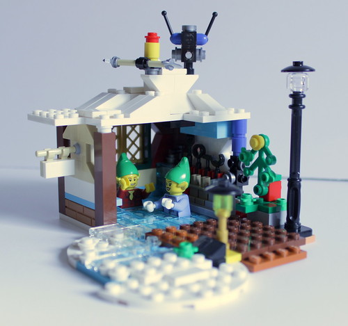 North Pole Weather Station & Spa