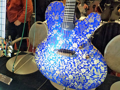 Holy Grail Guitar Show Berlin - Jens Ritter