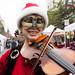The fiddler on Telegraph
