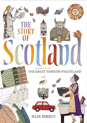 Allan Burnett, The Story of Scotland