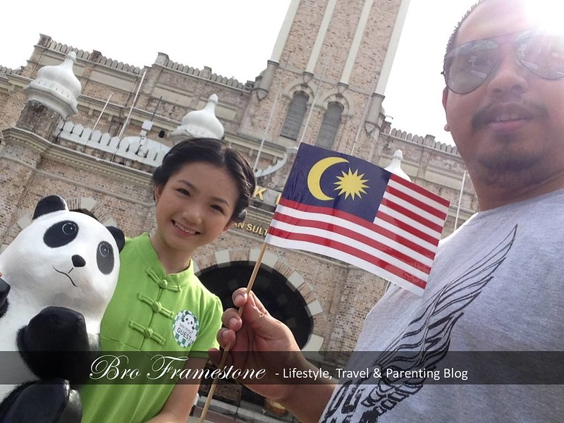 1600Pandas MY Tiba ke Malaysia