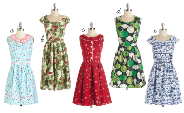 novelty print dresses