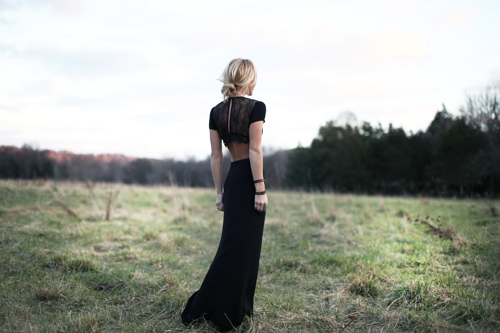 lovers and friends black dress