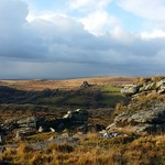 Vixen Tor from Little Kings Tor