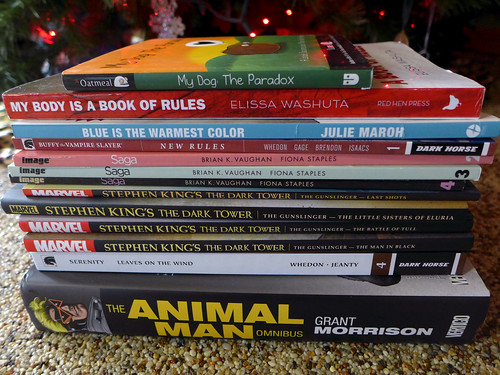 2014-12-25 - X-Mas Book Haul - 0003 [flickr]