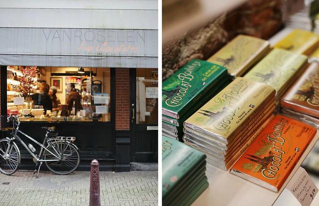 Vanroselen Chocolates Amsterdam