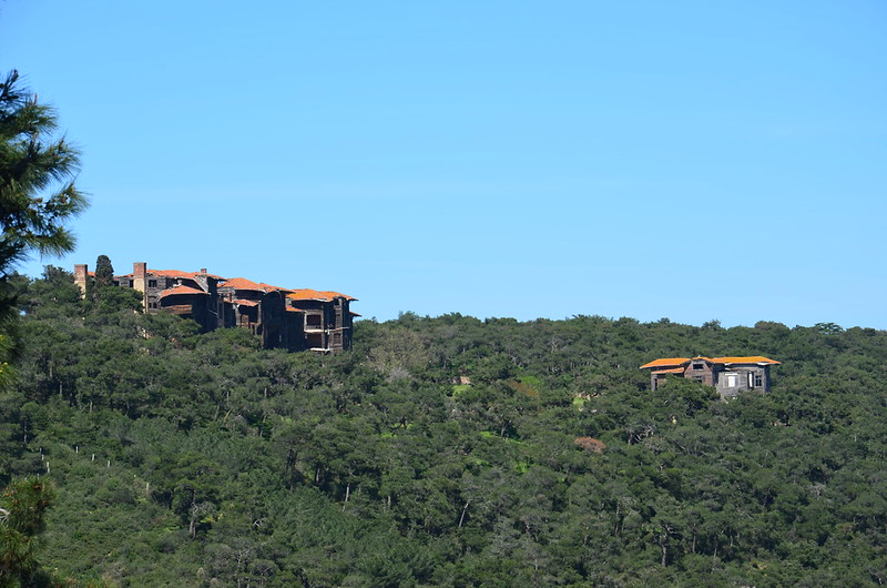 Holzhotel im Pinienwald von Büyükada