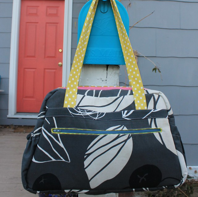 Sew Sweetness Aragon Bag by WaterPenny