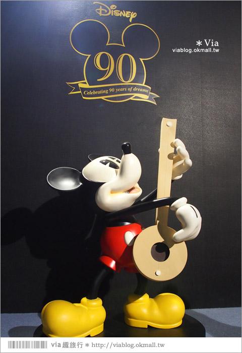 【迪士尼90週年特展】2014台北松山迪士尼特展~跟著迪士尼回顧走過90年的精彩畫面!7