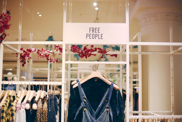 Free People What Olivia Did