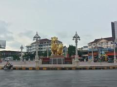 Sihanoukville leones dorados